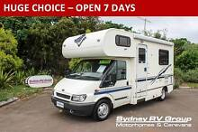 U3036 Swagman 4 Berth with Rear Panoramic Windows and Big Kitchen Penrith Penrith Area Preview