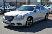 2012 Chrysler 300 LX MY13 C E-Shift Luxury Silver 8 Speed Sports Automatic Sedan Gosnells Gosnells Area Preview