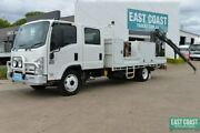 2012 ISUZU NQR 450 Service Vehicle Dual Cab Crane Truck SN#5486 Acacia Ridge Brisbane South West Preview