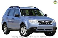 2011 Subaru Forester S3 MY11 X AWD Grey 5 Speed Manual Wagon Liverpool Liverpool Area Preview