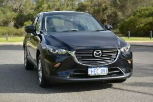 2019 Mazda CX-3 DK2W7A Maxx SKYACTIV-Drive FWD Sport Black 6 Speed Sports Automatic Wagon Cannington Canning Area Preview