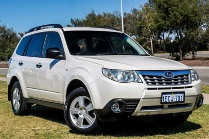 2012 Subaru Forester S3 MY12 X AWD White 4 Speed Sports Automatic Wagon Clarkson Wanneroo Area Preview
