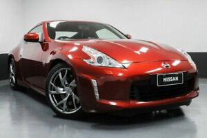 2015 Nissan 370Z Z34 MY15 7 Speed Sports Automatic Coupe Glendale Lake Macquarie Area Preview
