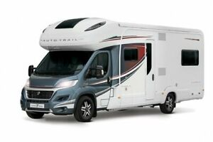 2019 Auto-Trail Scout Lynbrook Casey Area Preview