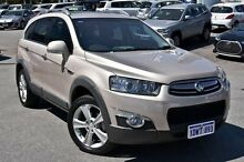 2012 Holden Captiva CG Series II MY12 Gold 6 Speed Sports Automatic Wagon Myaree Melville Area Preview