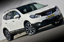 2012 Nissan Dualis J107 Series 3 MY12 White 6 Speed Constant Variable Hatchback Ferntree Gully Knox Area Preview