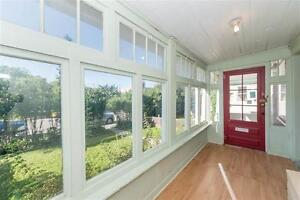One of a Kind!! Must See Loft and Sunroom!!