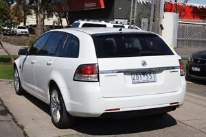 2008 Holden Commodore VE MY09 Omega Sportwagon White 4 Speed Automatic Wagon Altona North Hobsons Bay Area Preview