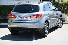 2014 Mitsubishi ASX XB MY14 2WD Grey 6 Speed Constant Variable Wagon Main Beach Gold Coast City Preview