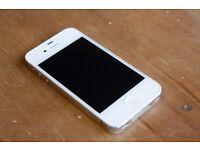 Apple Iphone 4S White 16GB - O2