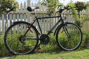 Black bike 15 speed good working order, bell, reflector etc South Melbourne Port Phillip Preview