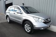 2010 Honda CR-V MY10 (4x4) Limited Edition Silver 5 Speed Automatic Wagon Huntfield Heights Morphett Vale Area Preview