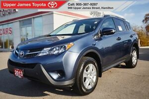 2013 Toyota RAV4 LE Upgrade Package