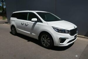 2018 Kia Carnival YP MY18 Platinum White 6 Speed Sports Automatic Wagon Old Reynella Morphett Vale Area Preview