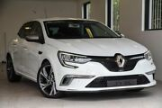 2017 Renault Megane KFB GT-Line EDC White 7 Speed Sports Automatic Dual Clutch Wagon Melville Melville Area Preview
