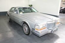 1980 Cadillac Seville INJECTED Silver Automatic Sedan Pennington Charles Sturt Area Preview