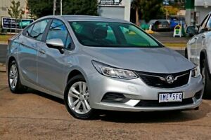 2018 Holden Astra BL MY18 LS+ Silver 6 Speed Sports Automatic Sedan Capalaba Brisbane South East Preview