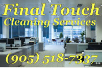 #1 in Commercial Cleaning -FREE QUOTE
