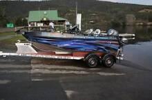 EOFY SALE PRICE 2015 Makocraft 5.0 Xtra Estuary Tournament Huonville Huon Valley Preview