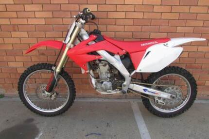 2009 CRF 250R Mysterton Townsville City Preview