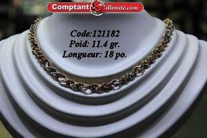 chaine 3 tons CV121182 Comptant illimite