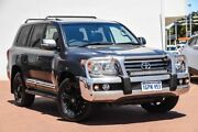 2014 Toyota Landcruiser VDJ200R MY13 Sahara Grey 6 Speed Sports Automatic Wagon Rockingham Rockingham Area Preview