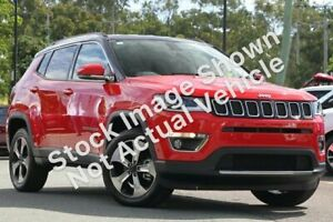 2018 Jeep Compass M6 MY18 Limited Red 9 Speed Automatic Wagon Hallam Casey Area Preview