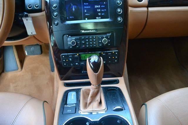 Image 12 Voiture American used Maserati Quattroporte 2011