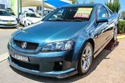 2010 Holden Ute VE MY10 SV6 Blue 6 Speed Sports Automatic Utility Colyton Penrith Area Preview