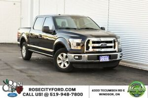 2016 Ford F-150 XLT / ACCIDENT FREE / ONE OWNER / LOW KM's