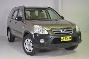 2006 Honda CR-V 4WD Silver 5 Speed Automatic Wagon Wadalba Wyong Area Preview
