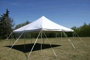 BRAND NEW TENTS - TOUGH AND EASY TO SETUP
