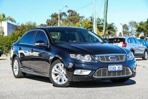 2011 Ford Falcon FG G6E Black 6 Speed Sports Automatic Sedan Maddington Gosnells Area Preview