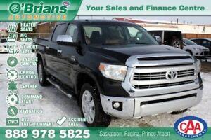 2014 Toyota Tundra Platinum - Accident Free! w/Command Start, 4x