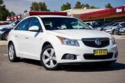 2013 Holden Cruze JH Series II MY14 Equipe White 6 Speed Sports Automatic Sedan Penrith Penrith Area Preview