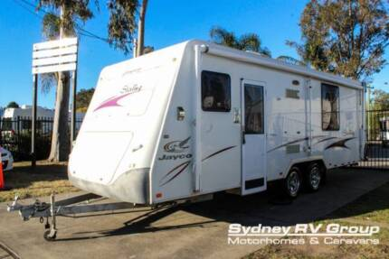 CU1073 Jayco Sterling Great Condition Throughout