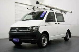 2015 Volkswagen Transporter T5 MY15 TDI 250 Runner White 5 Speed Manual Van