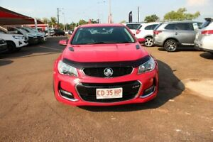 2016 Holden Commodore VF II MY16 SS V Red 6 Speed Sports Automatic Sedan The Gardens Darwin City Preview