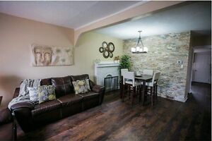 Beautiful renovated 3 bed detached home. Available March 1