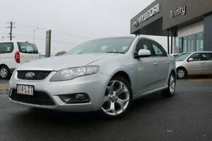 2009 Ford Falcon FG G6 Silver 5 Speed Sports Automatic Sedan Earlville Cairns City Preview