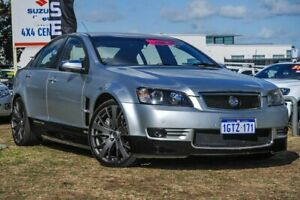 2008 Holden Special Vehicles Senator E Series MY09 Signature SV08 Silver 6 Speed Sports Automatic