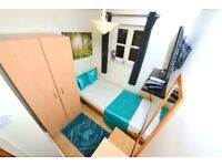 Fantastic Small Budget Room near Canary Wharf Area in All Saints Area Zone 2. Inc Bills Wifi Cleaner