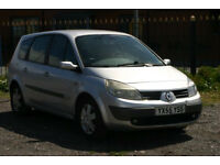Renault Grand Scenic 1.6 (7 Seater)