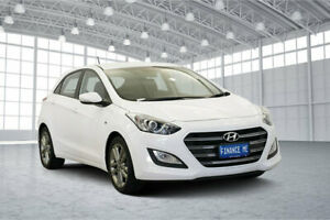 2015 Hyundai i30 GD3 Series II MY16 SR Cream 6 Speed Sports Automatic Hatchback Victoria Park Victoria Park Area Preview