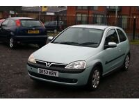 Vauxhall Corsa 1.2 (Cheap car for everyday use)