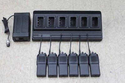 6 Vertex Vx-900 Vx900 Uhf 512 Ch 450-490 Mhz