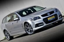 2014 Holden Commodore VF MY14 SS V Sportwagon Silver 6 Speed Sports Automatic Wagon Ferntree Gully Knox Area Preview