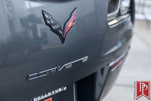 2019 Gray Chevrolet Corvette Z06 2LZ   C7 Corvette Photo 8
