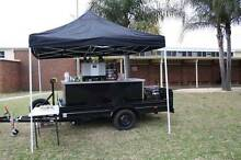 Coffee Cart package + 10x5ft Trailer and Honda EU65is generator Parklea Blacktown Area Preview