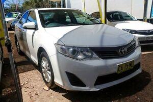 2014 Toyota Camry ASV50R Altise White 6 Speed Sports Automatic Sedan Minchinbury Blacktown Area Preview